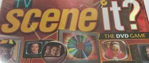 Tv Scene it game new in box
